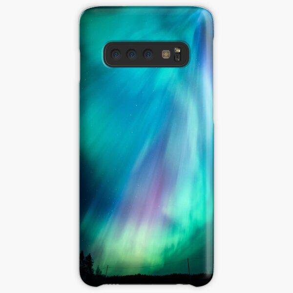 Beautiful northern lights Samsung Galaxy Snap Case