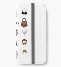 The Bearded Company iPhone Wallet/Case/Skin