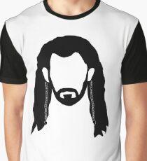 Thorin's Beard Graphic T-Shirt