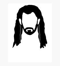 Thorin's Beard Photographic Print