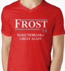 Frost '18 - Make Nebraska Great Again - scott frost shirt  T-Shirt