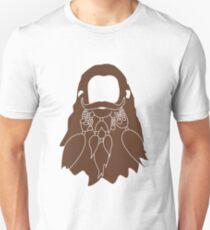 Gloin's Beard Unisex T-Shirt