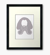 Oin's Beard Framed Print