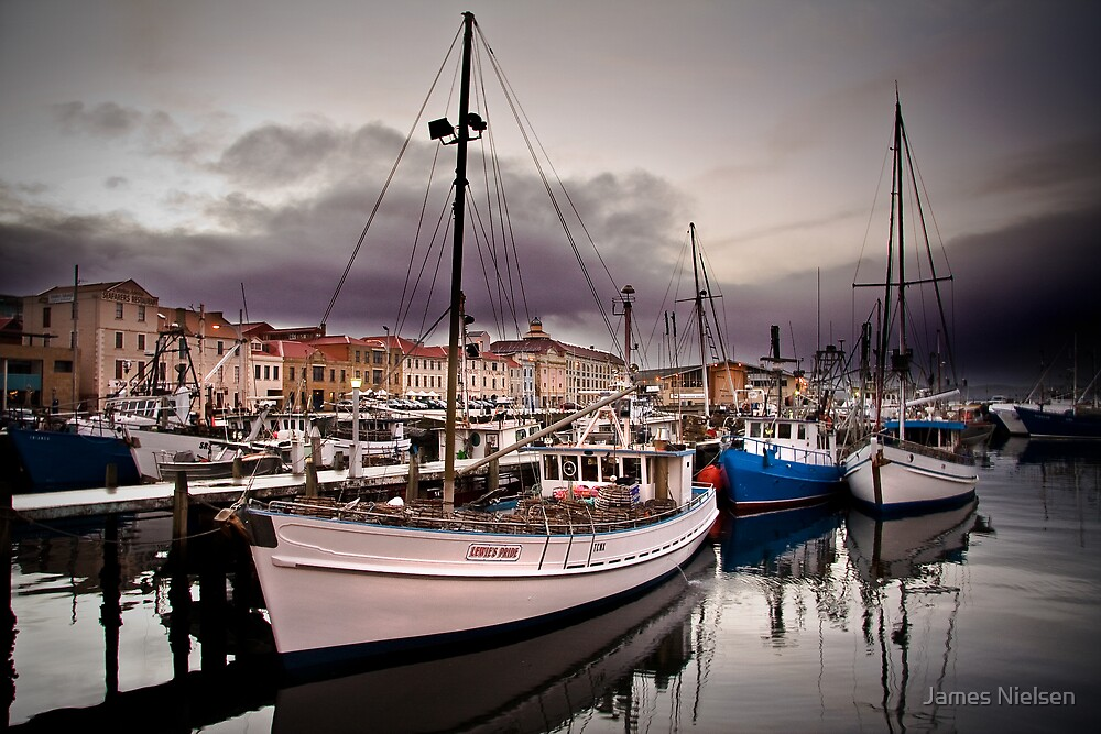 Constitution Dock - Must See Attractions & Things To Do  |Constitution Dock Hobart