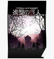 BESTIAL TITAN Poster