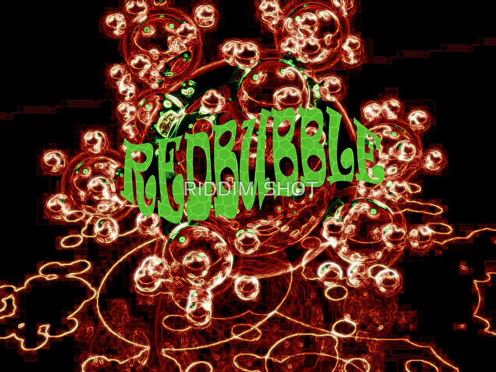 Redbubble likes it green ! by Zepadeedee