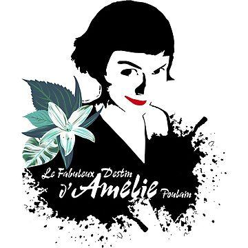 Amélie by CarmenRF