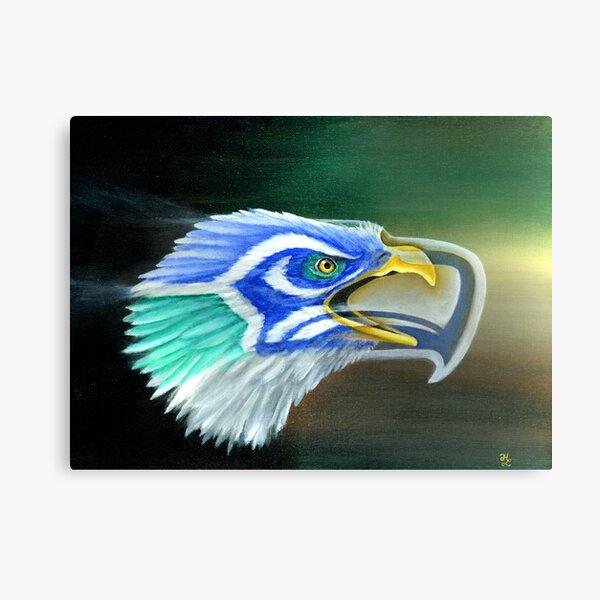Seahawk Spirit Canvas Print