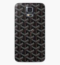 black geometri Case/Skin for Samsung Galaxy