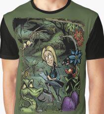 Seren the Explorer Graphic T-Shirt