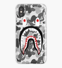 Bape Shark Patern iPhone Case/Skin