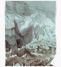 Theodor Kittelsen Grunnarbeide Groundwork 1907 Poster
