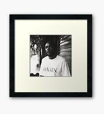 DAMN. Collector's Edition Framed Print