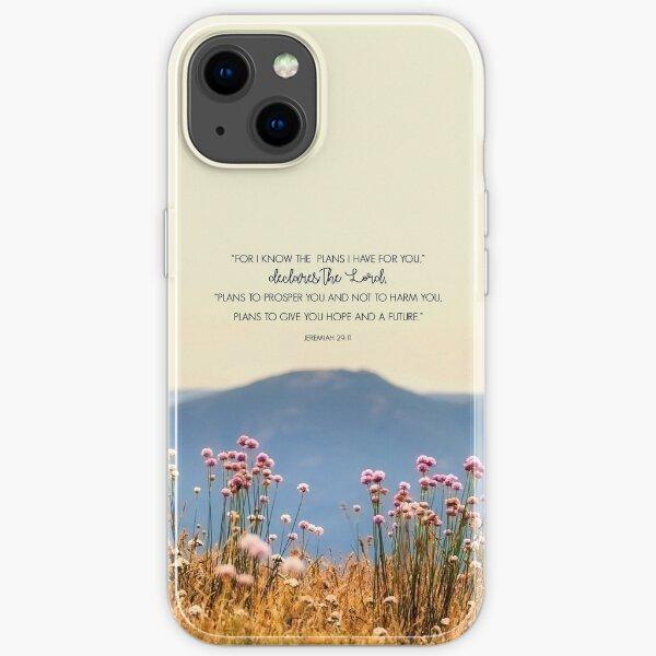 Jeremia 29:11 iPhone Flexible Hülle
