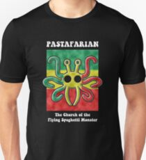 Pastafarian -- The Church of the Flying Spaghetti Monster T-Shirt
