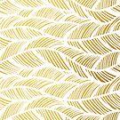 Golden Waves by Orce Vasilev