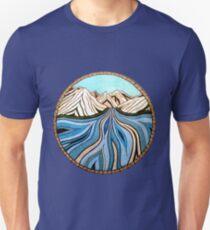 Glacial River Unisex T-Shirt
