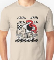 Ahoy! Medieval sailing ship T-Shirt