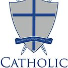 Catholic Saints (Santa Fe College) Logo by CatholicGators