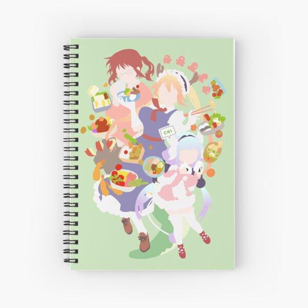 Kobayashi-san Chi no Maid Dragon! Spiral Notebook