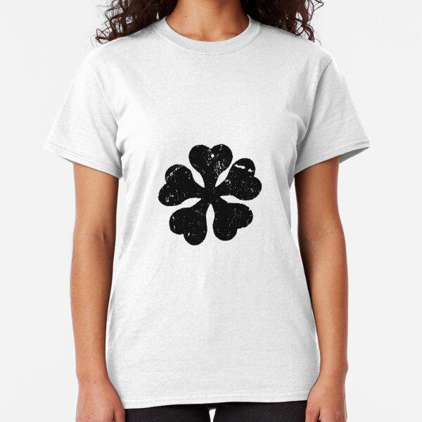 Black Clover Anime Logo T Shirt for Anime Lovers Classic T-Shirt