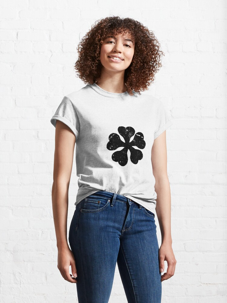 Alternate view of Black Clover Anime Logo T Shirt for Anime Lovers Classic T-Shirt