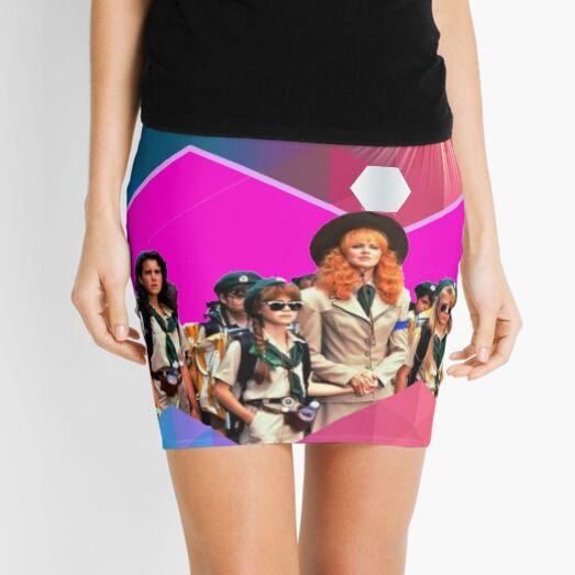 Troop Beverly Hills Mini Skirt
