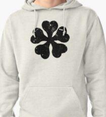 Black Clover Anime Logo T Shirt for Anime Lovers Pullover Hoodie