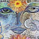 Chalk Meditation #4 by InfinitePathArt