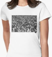 Concert People Women's Fitted T-Shirt