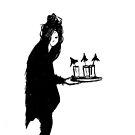 The waitress  by MrLone