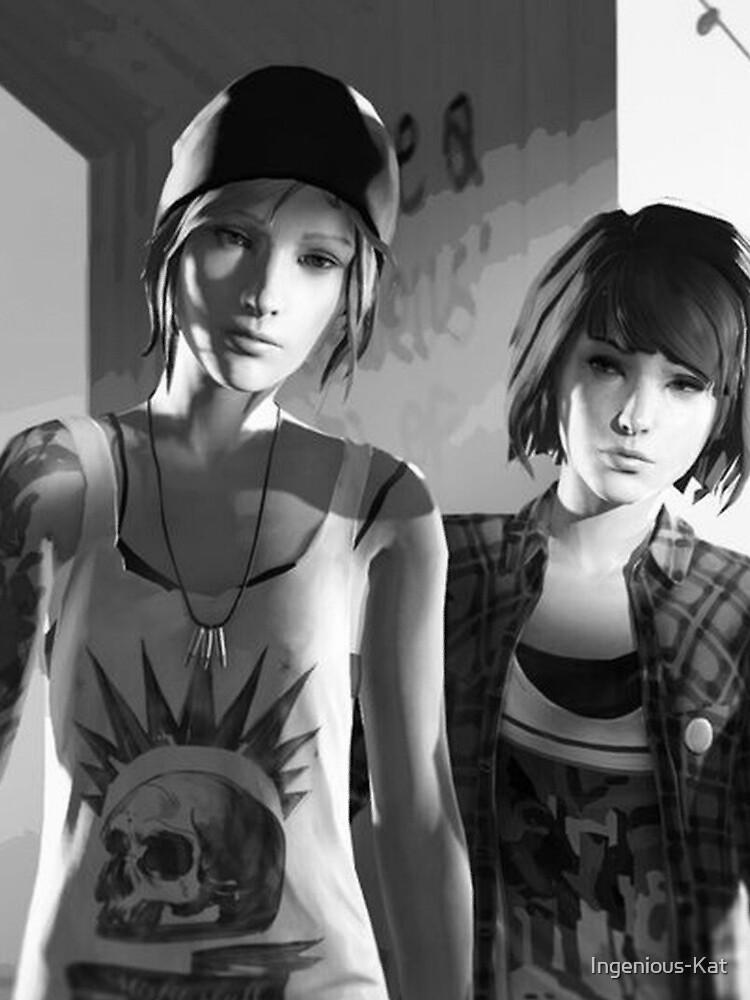 Chloe Price y Max Caulfield - Explosion - La vida es extraña de Ingenious-Kat