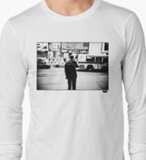 Road Cross Long Sleeve T-Shirt