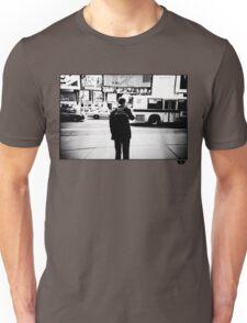 Road Cross Unisex T-Shirt