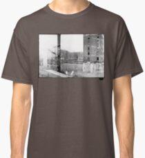 photo fade building Classic T-Shirt