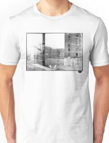 photo fade building Unisex T-Shirt