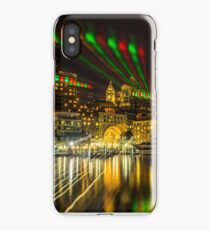 Christmas Light of Boston  iPhone Case/Skin