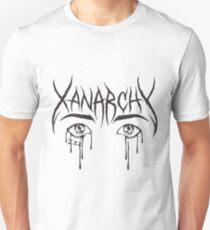 Lil Xan Anarchy black T-Shirt