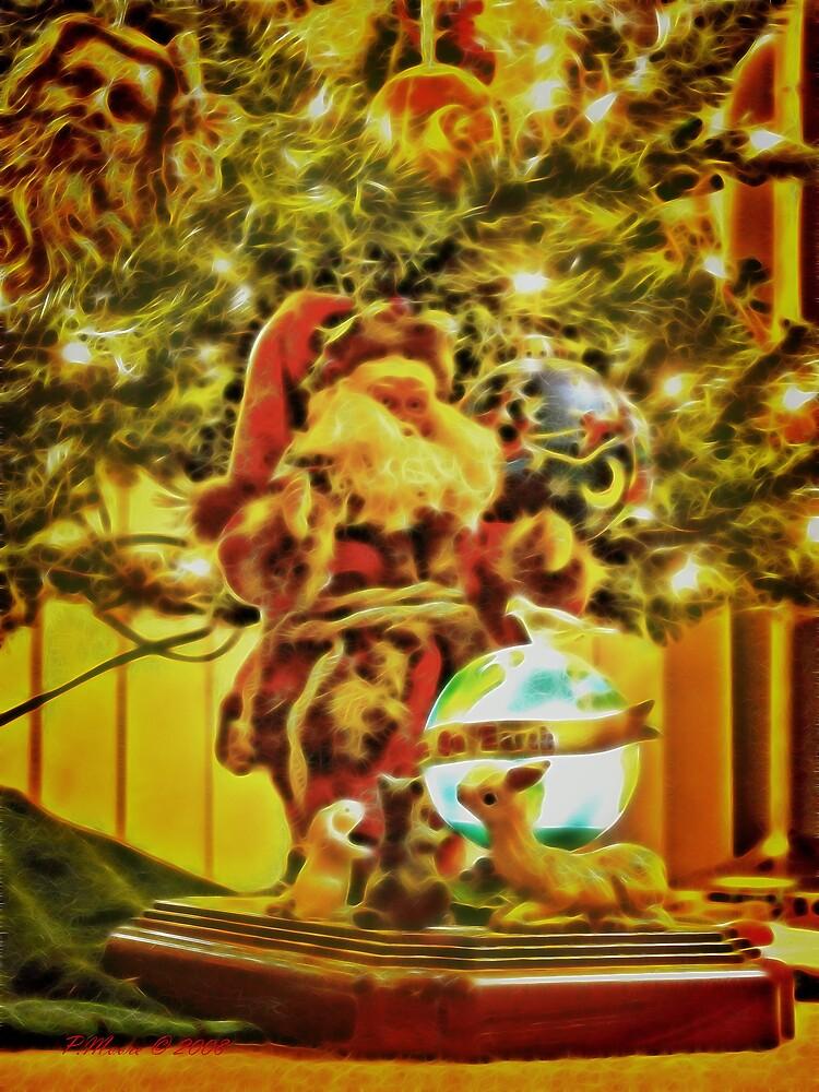 Santa by Pat Moore