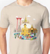 Bangkok Unisex T-Shirt