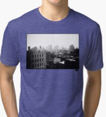 cityscape Tri-blend T-Shirt