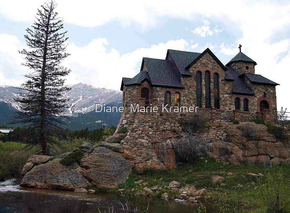 the chapel by Diane  Marie Kramer