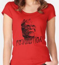 Korg - Revolution Women's Fitted Scoop T-Shirt