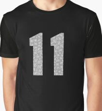 Eleven #7.2 Graphic T-Shirt