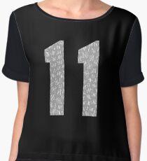 Eleven #7.2 Women's Chiffon Top
