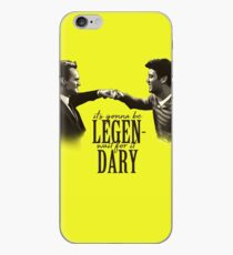 how i met your mother - LEGENDARY / yellow edit iPhone Case