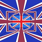 Union Jack Kaleidoscope by robmccormick