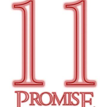 Eleven Promise Strange 011 Design by mazemischief