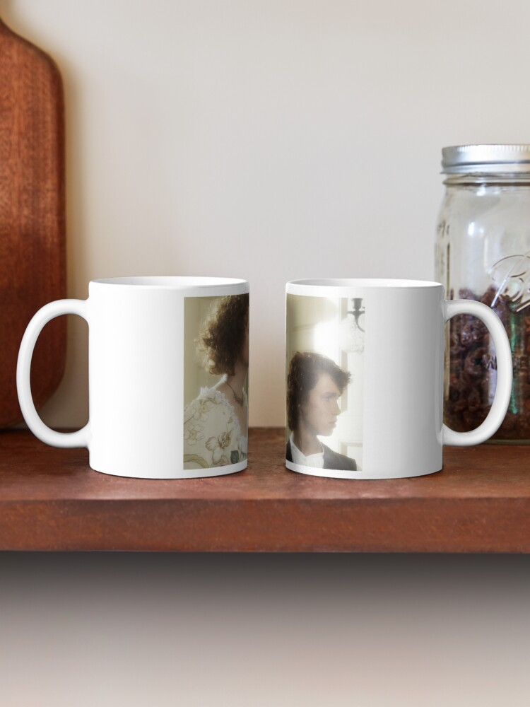Alternate view of Lady Catherine & Young Henry Stiles Mug