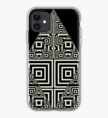 Sierpinski VII iPhone Case